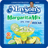 On the Rocks Margarita