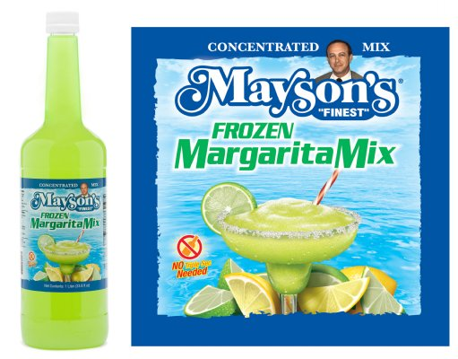 how to make frozen margaritas with mix